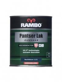 Rambo Pantser Lak Dekkend Hoogglans Ivoorwit 1101 2,5 Liter