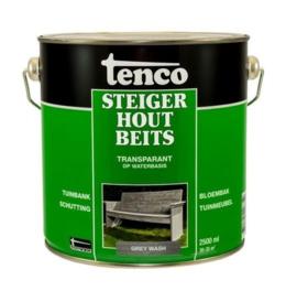Tenco Steigerhoutbeits Grey Wash 2,5 Liter