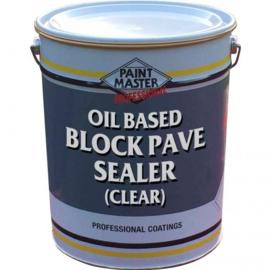 Paintmaster Block Pave Sealer Kleurloos 20 Liter