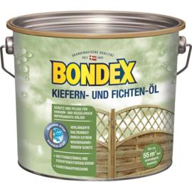 Bondex Kiefern- und Fichten-Ol 7124 Kiefer 2,5 Liter
