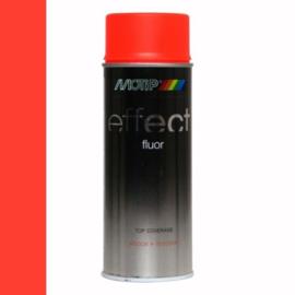 Motip Effect Fluorescerende Lak Roodoranje 400 ml