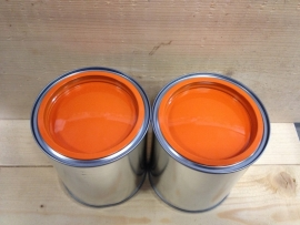 Lakverf Carnaval Oranje 750 ml