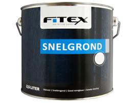Fitex Snelgrond 2,5 Liter