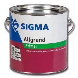 Sigma Allgrund Primer Grijs 750 ml