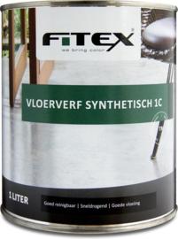 Fitex Vloerverf Synthetisch 1C 1 Liter