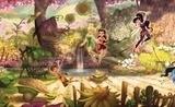 Disney Fotobehang - Fairies 1-416