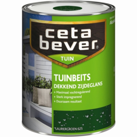Cetabever Tuinbeits Dekkend Zijdeglans Ral 9001 750 ml
