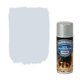 Hammerite Hittebestendige Lak Zikvergrijs Spuitbus 400 ml