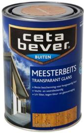 Cetabever Meesterbeits UV Glans Transparant Licht Eiken 006 1,25 Liter