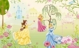 Disney Fotobehang - Princess Garden 1-417