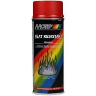 Motip Hittebestendig 300 °C Rood 400 ml