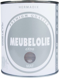Hermadix Meubelolie eXtra Grey Wash Mat 750 ml