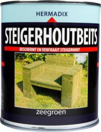 Hermadix Steigerhoutbeits Zeegroen 750 ml