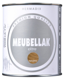 Hermadix Meubellak eXtra Blank Zijdeglans 750 ml