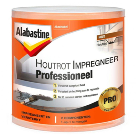 Alabastine Houtrot Impregneer Professioneel 120 ml