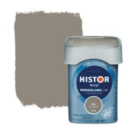 Histor Acryl Hoogglans Lak RAL 6717 Klei 750 ml