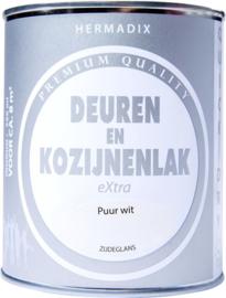 Hermadix  Deuren en Kozijnenlak Puur Wit 750 ml