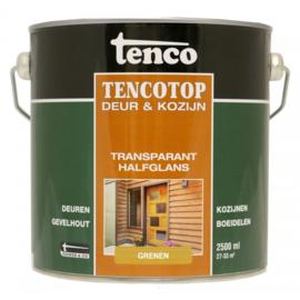 Tencotop Deur & Kozijn Transparant Halfglans Grenen 2,5 Liter