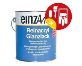 EinzA Reinacryl Glanzlack 3 Liter