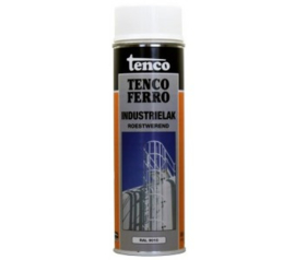 Tenco Ferro Industrielak RAL 9010 Wit 500 ml