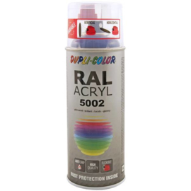 Dupli-Color Ral Acryl Hoogglans 400 ml