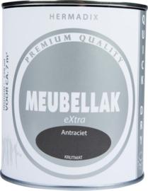 Hermadix Meubellak eXtra Antraciet Krijtmat 750 ml