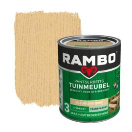 Rambo Pantserbeits Tuinmeubel Kleurloos 0000 750 ml