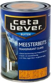 Cetabever Meesterbeits UV Glans Transparant Grenen 077 1,25 Liter