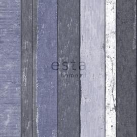 Esta Home Vintage Rules - Sloophout Behang - 138251