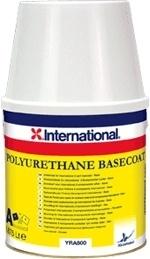 International Polyurethane Basecoat YRA802-Blauw 2,5 Liter