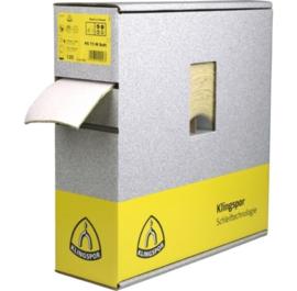 Klingspor Schuurpapier + foam K180 115x140 mm