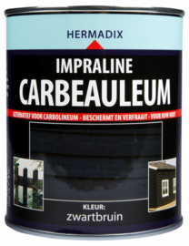Hermadix Impraline Carbeauleum Zwartbruin 750 ml