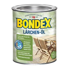 Bondex Lariks Olie 7122 Lariks - Larchie 750 ml