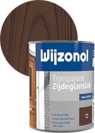 Wijzonol Transparant Zijdeglans 3120 Teak 750 ml