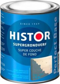Histor Supergrondverf Grijs 750 ml