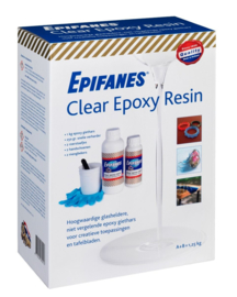Epifanes Clear Epoxy Resin A+B 1,25 Kg