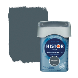 Histor Perfect Finish Lak Acryl Criterium 6907 Hoogglans 750 ml