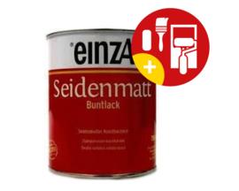 EinzA Seidenmatt Buntlack 500 ml