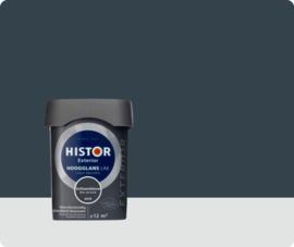 Histor Exterior Lak Hoogglans 6570 Siciliaansblauw 750 ml
