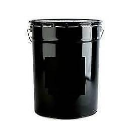 PM Houtcoat Zwart - Black Bitumen - Zwarte Teer 20 Liter