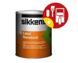 Sikkens Cetol Novatech 1 Liter