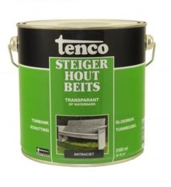 Tenco Steigerhoutbeits Antraciet Wash 2,5 Liter