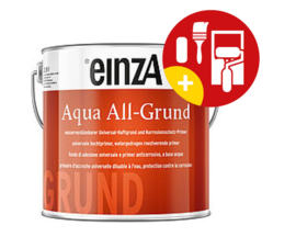 einzA Aqua All-Grund Wit 2,5 Liter