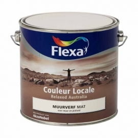 Couleur Locale Muurverf  Relaxed Australia Roots  7515 - 2,5 Ltr