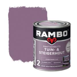 Rambo  / Bondex Tuin & Steigerhout Stoer Paars 1145 750 ml