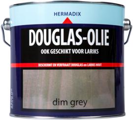 Hermadix Douglas-Olie Dim Grey 2,5 Liter