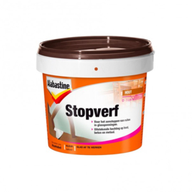 Alabastine Stopverf Naturel 1 kg