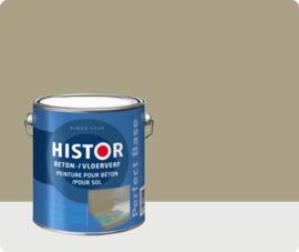 Histor Beton-/Vloerverf Toepassing  2,5 Liter