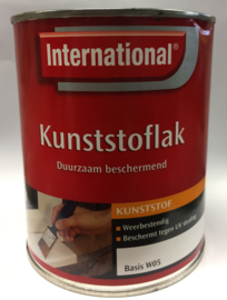 International Kunststoflak 1 Liter
