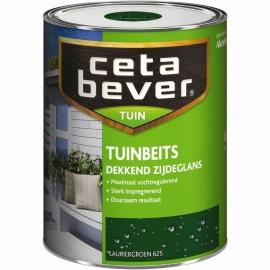 Cetabever Tuinbeits Dekkend Zijdeglans Grachtengroen 654 750 ml